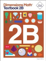 Dimensions Math Textbook 2B