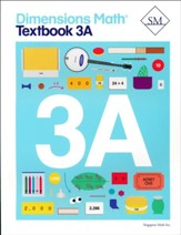 Dimensions Math Textbook 3A