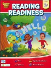 The Smart Alec Series: Reading  Readiness Grade PreK