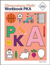 Dimensions Math Workbook Pre-K A