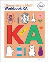 Dimensions Math Workbook K A