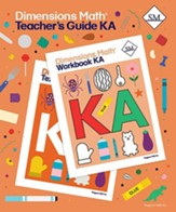 Dimensions Math Teacher's Guide K A