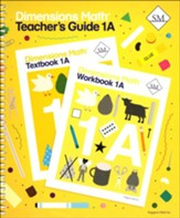 Dimensions Math Teacher's Guide 1A