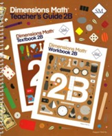 Dimensions Math Teacher's Guide 2B