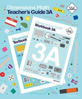 Dimensions Math Teacher's Guide 3A