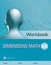 Dimensions Math Workbook 6A