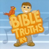 BJU K4 Bible Truths Audio CD Second Edition