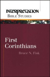 First Corinthians, Interpretation Bible Studies