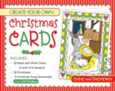 Create Your Own Christmas Cards Activity Box
