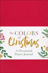 The Colors of Christmas: A Prayer Journal