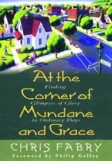 At the Corner of Mundane and Grace: Finding Glimpses of Glory in Ordinary Days - eBook