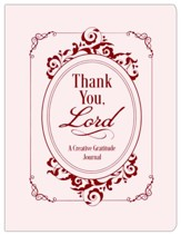 Thank You, Lord: A Creative Gratitude Journal - Slightly Imperfect