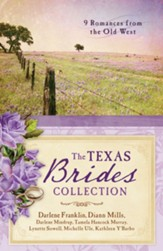 The Texas Brides Collection: 9 Romances from the Old West - Slightly Imperfect