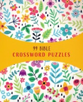 99 Bible Crossword Puzzles: