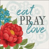 Eat Pray Love Trivet