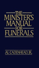 The Minister's Manual for Funerals - eBook