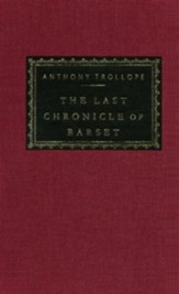 The Last Chronicle of Barset - eBook