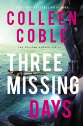 Three Missing Days, softcover #3