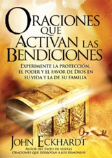 Oraciones que activan las bendiciones - eBook
