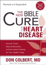 The New Bible Cure for Heart Disease: The New Bible Cure Series (Revised & Expanded) - eBook