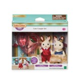 Calico Critters, Cute Couple Set