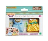 Calico Critters, Dress Up Set, Light Blue & Yellow