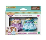Calico Critters, Dress Up Set, Lavender & Aqua