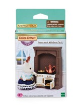 Calico Critters, Gourmet Kitchen Set