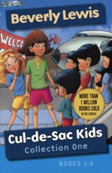 Cul-de-sac Kids Collection One: Books 1-6