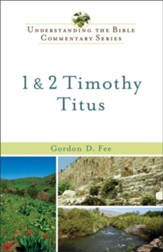 1 and 2 Timothy, Titus - eBook
