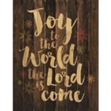 Joy to the World, Lath Wall Art