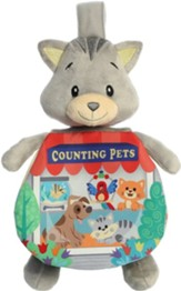 Counting Pets, Story Pals, Plush
