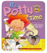 It's Potty Time for Girls - Board Book