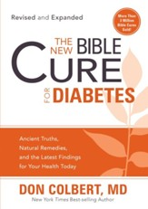 The New Bible Cure For Diabetes: Expanded editions include twice as much information! - eBook