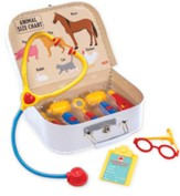 Veterinarian Kit, 10 Pieces