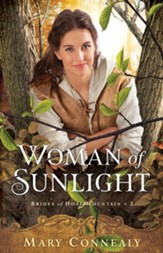 NEW! #2: Woman of Sunlight