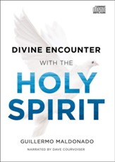 Divine Encounter with the Holy Spirit CD