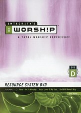 iWorship Resource System DVD, Volume D