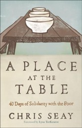 Place at the Table, A: A 40-Day Journey of Grace - eBook