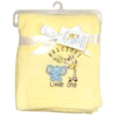Precious Little One Blanket, Yellow
