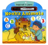 Noah's Animals: Wipe-Clean Activity Book