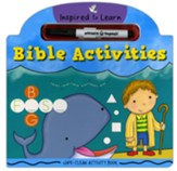 Bible Activities: Wipe-Clean Activity Book