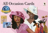 Assorted All Occasion Cards, Box of 18