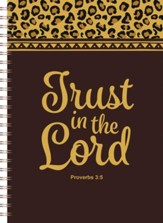 Trust in the Lord Wirebound Journal