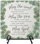 Irish Blessing, Easel Plaque