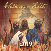 2019 Walking By Faith Wall Calendar