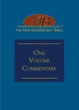 New Interpreter's Bible One Volume Commentary - eBook