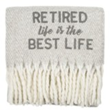 Retired Life is the Best Life Blanket