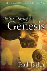 The Six Days of Genesis - eBook