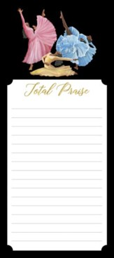 Total Praise Magnetic Notepad